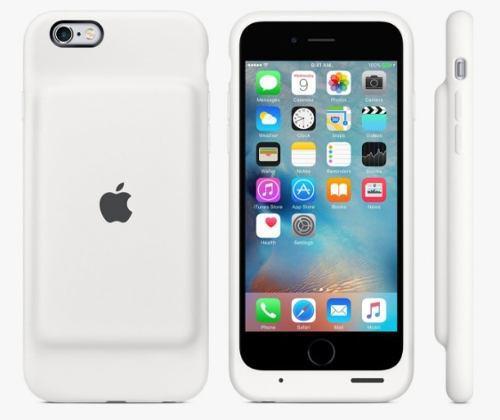 P/u funda bateria original apple iphone 6 6s battery case