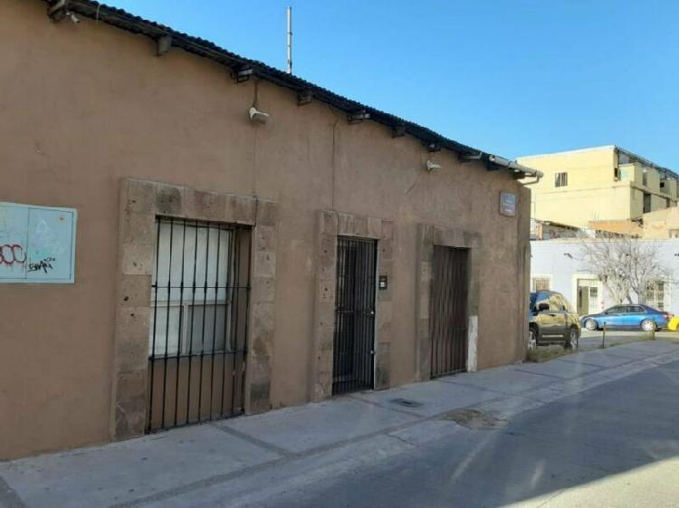 VENTA DE LOCAL EN EL CENTRO DE CHIHUAHUA $1'380,000
