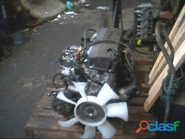 Motor nissan np300, envío a todo el pais