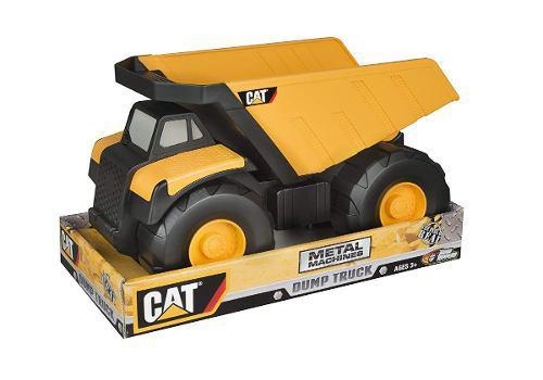Camion cat de volteo con caja de metal dump truck duradero