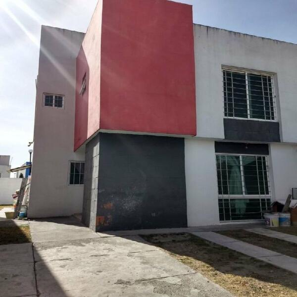 Casa renta en banús bonanza metepec zoologico de zacango /