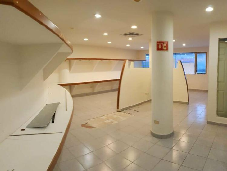 En renta centrica oficina de 92 m2 en av. nader!!