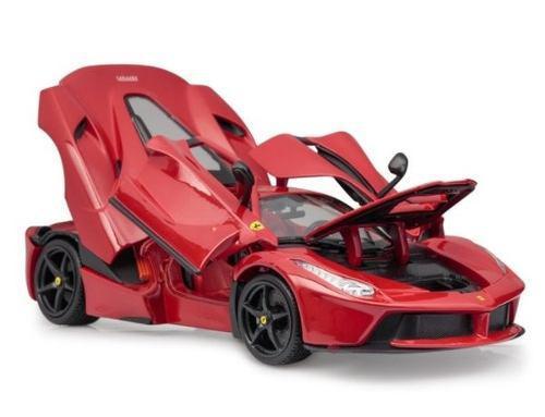 Ferrari laferrari 1/18 diecast nuevos maisto caja envio