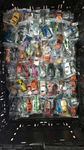 Hot wheels lote 100 piezas generales coleccion