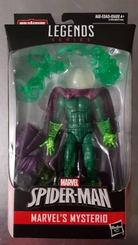 Mysterio marvel legends baf lizard nuevo sellad envio gratis