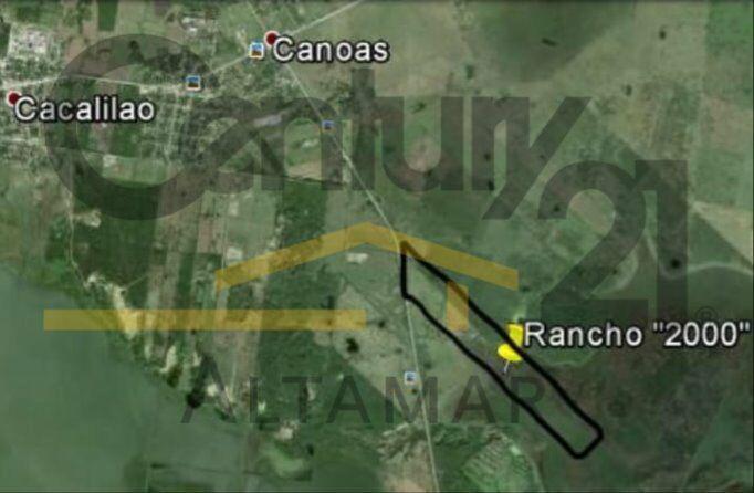 RANCHO GANADERO EN VENTA, CONF. NAC. CAMPESINA, CA
