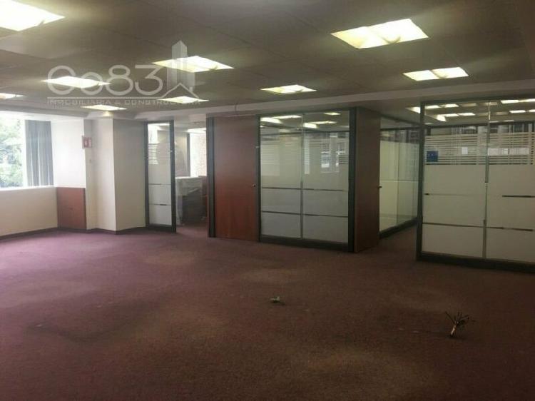 Renta - oficina - montes urales - 2,797 m usd$95,098