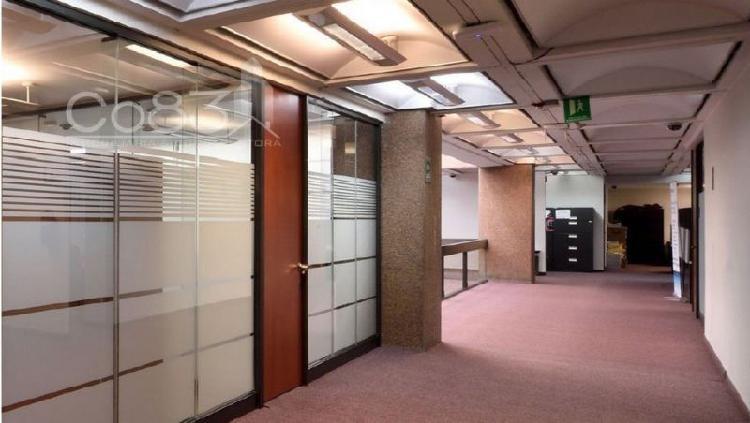 Renta - oficina - montes urales - 3,129 m usd$106,386