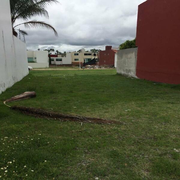 Terreno en venta en San Jose Carpintero Xilotzingo Puebla