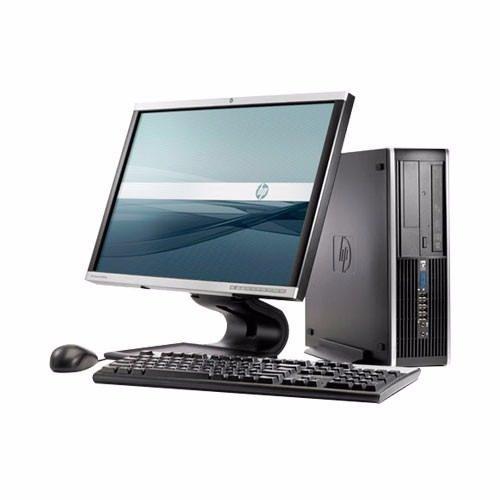 Computadora barata core 2 duo 8gb lcd 19 wide wifi