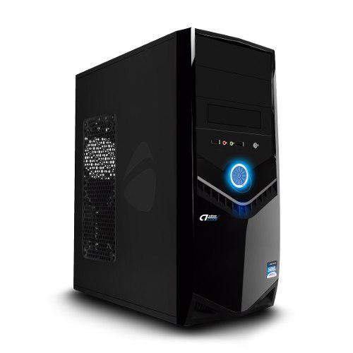 Computadora cpu intel core i3 8100 4gb ddr4 250gb hdmi
