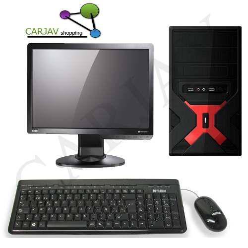 Computadora escritorio: incluye todo abrala y usela ya hm4