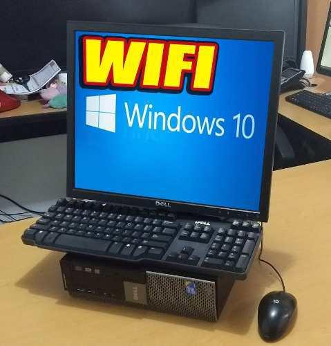 Computadoras baratas core i5 wifi 4gb - 250gb cpu cyber pc