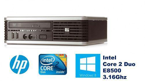 Computadoras completa hp ultraslim dc7900