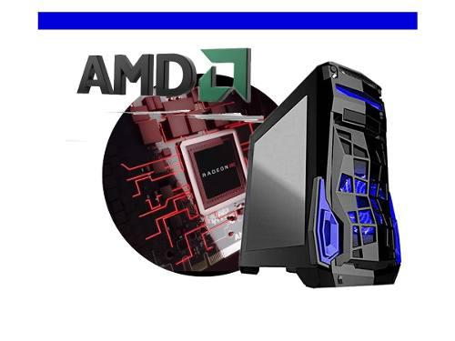 Cpu pc computadora gamer basica dual core 3.7ghz 8gb 500gb