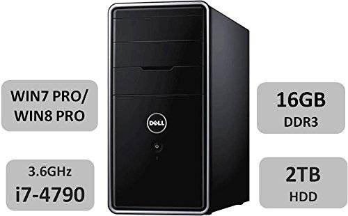Dell inspiron i3847 computadora de escritorio - (windows 7 p