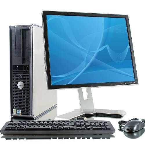 Dell optiplex - intel core duo 1600 mhz - 400gig serial ata