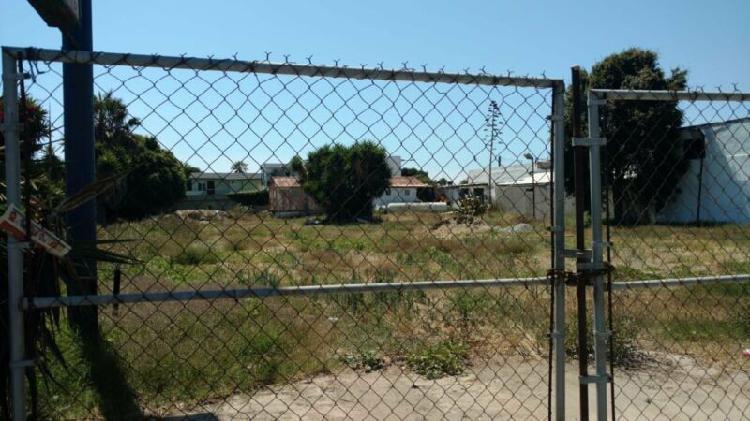En rosarito,venta terreno unico 1,800 m2, esquina s/blvd