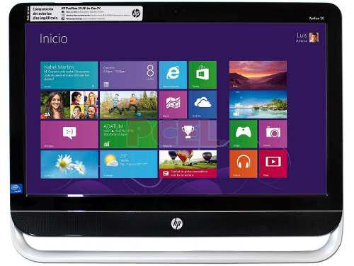 Hp pavilion 20 all in one pc 20-b248la