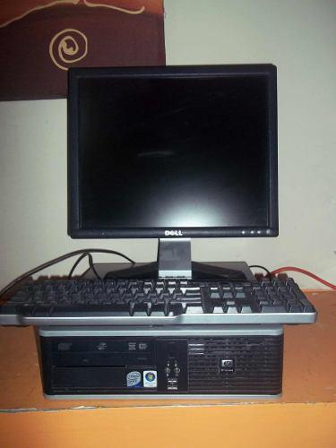 Remate computadoras baratas core 2 duo 4gb ddr2 lcd 19 wifi