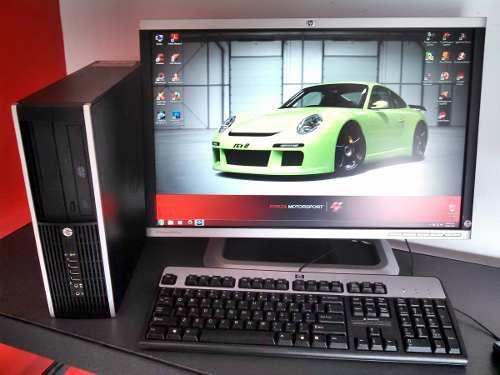 Super Computadora Monitor 22' 4gb 500gb Disco Wifi De Regalo