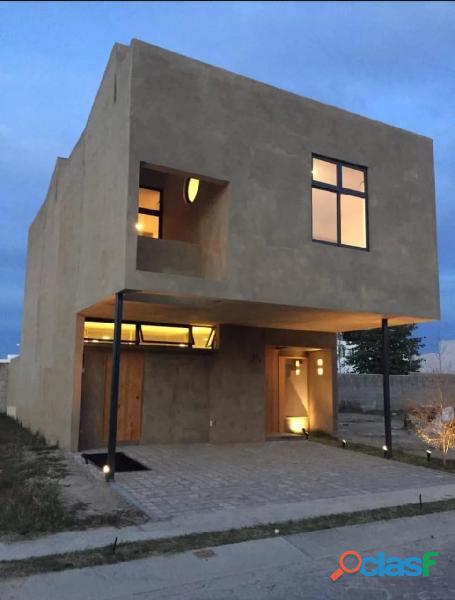 Casa lujo nueva residencial el campestre 4b 3r $2370,000.00