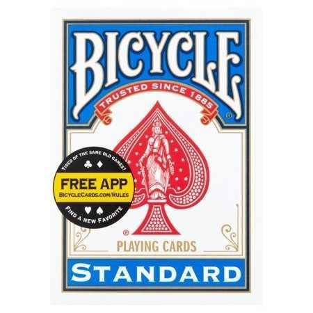 Bicycle standard baraja original cartas poker profesional