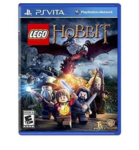 Juegos,lego the hobbit - playstation vita