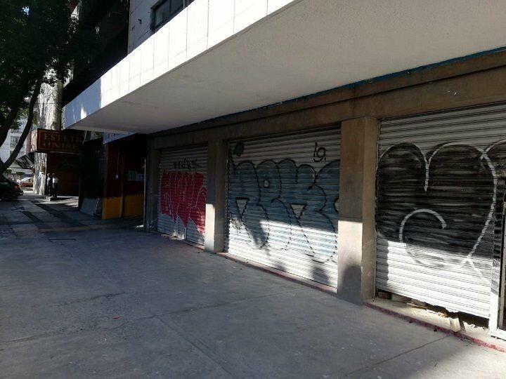 Local comercial en renta desde 72 m2 en col doctores