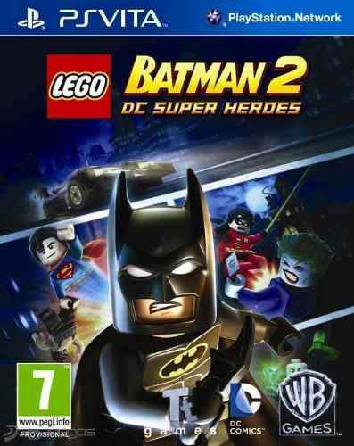 Lego batman 2 dc super heroes para vita sellado nuevo
