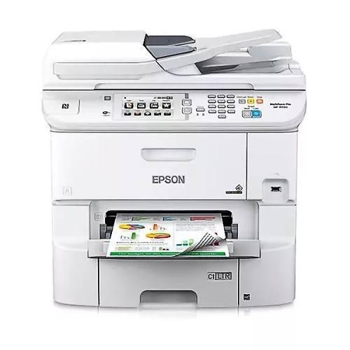 Multifuncional epson wf-6590 wifi color carta y oficio 34ppm