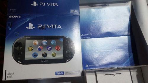 Ps vita slim wifi con accesorios y envio incluido.