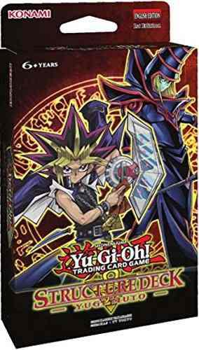 Yi- gi- oh tcg: structure deck - yugi muto -