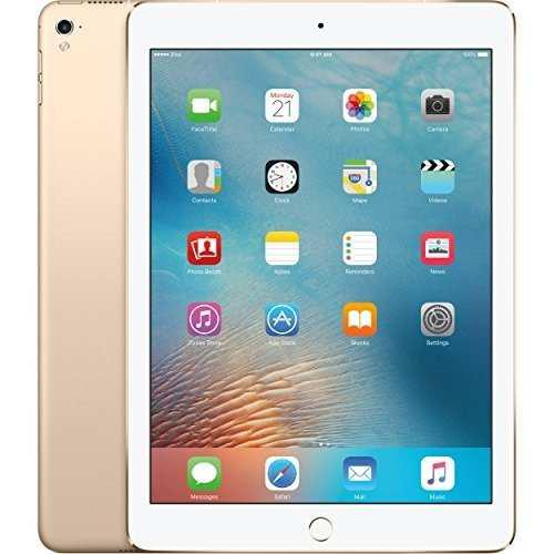 Apple ipad pro (32gb, 4g, gold) 9.7 tablet (certificado reac