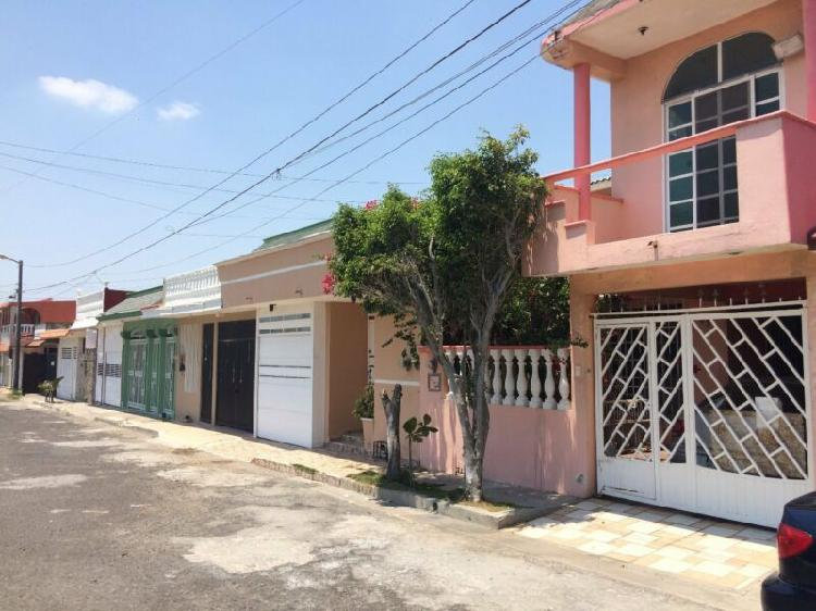 Casa ampliada y remodelada en venta en col. villa rica (zona