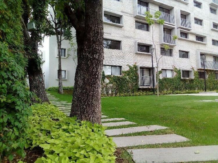 Departamento en renta por jardines de la paz