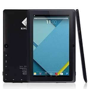 Kingpad k70 tablet de 7 pulgadas (negro) - (1.3ghz quad core