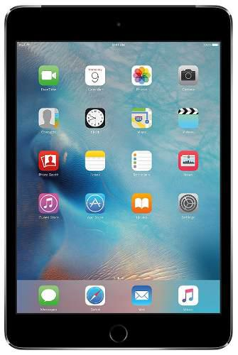 Tablet apple ipad mini 4 mk9n2ll/a 128gb wifi cel -gris osc