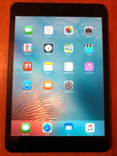 Tablet apple ipad mini 64gb wifi negra blanca original