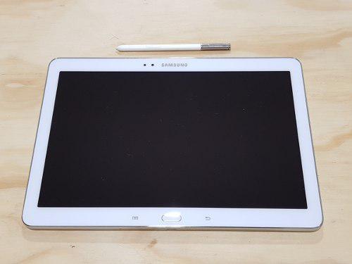 Tablet galaxy note 10.1 color blanco con spen