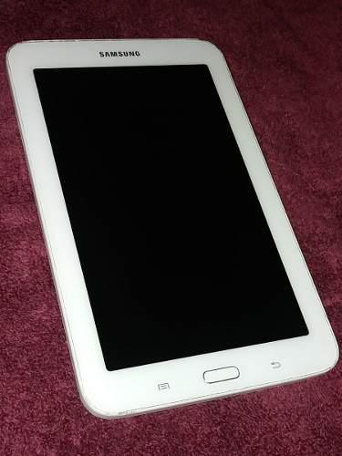 Tablet Samsung Galaxy Tab 3 Lite Sm T110 En Mexico Ofertas Agosto Clasf Telefonia