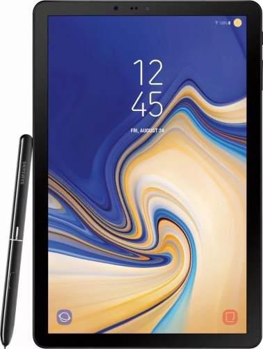 Tablet samsung galaxy tab s4 10.5 64gb negro nueva + msi