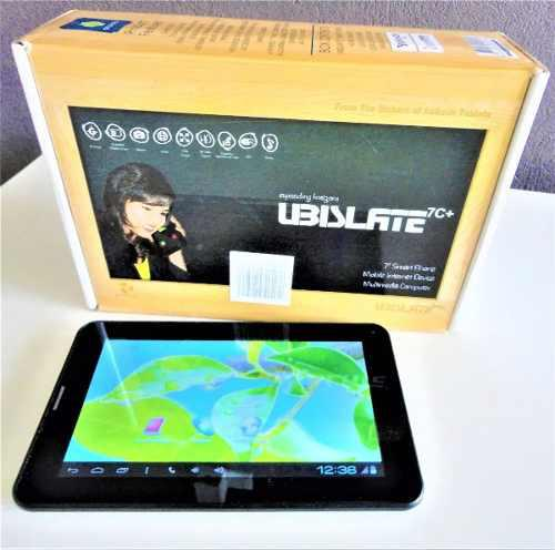 Tablet smartphone ubislate 7c nueva aparador whatsapp touch