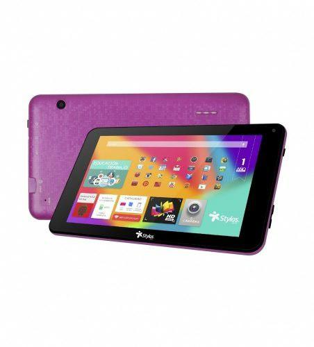 Tablet stylos taris sttta82p rosa 7 quad core 16gb ram 8gb
