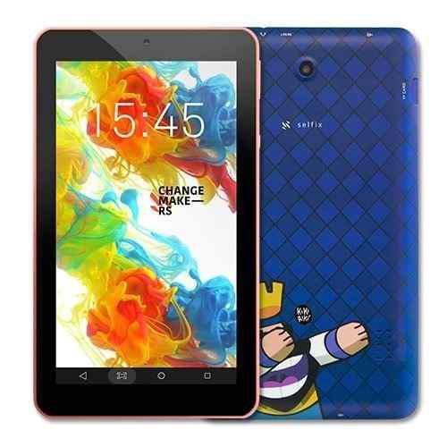 Tabletas baratas 7 selfix kidz niño niña juegos android
