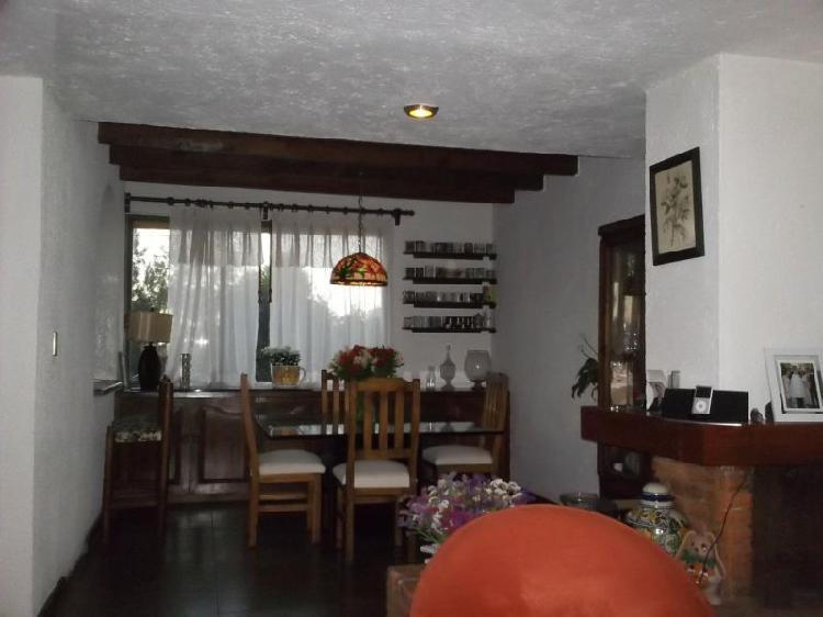 Venta casa condominio horizontal en héroes de padierna.