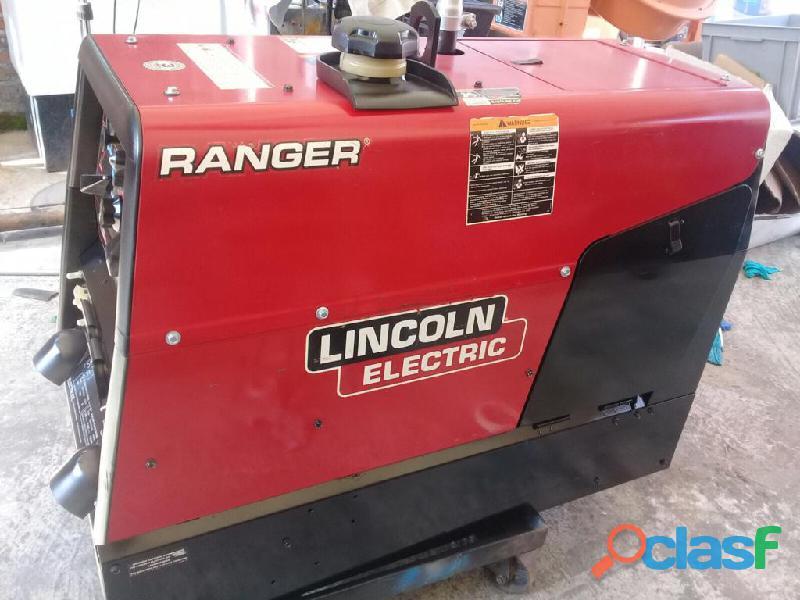 Soldadora tipo generador ranger 250 gxt