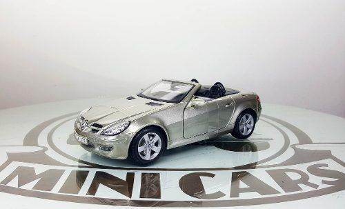 Autos Escala 1:18 Mercedes Benz Slk C Maisto Coleccion Metal