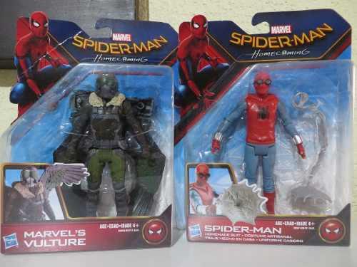 Figuras Spiderman Homecoming Marvel's Vulture