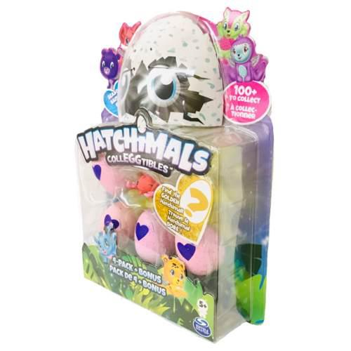 Hatchimals colleggtibles pack 4 personajes spin master